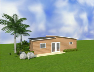 China Australian Portable Granny Flats Inexpensive Modular Homes / Prefab Small Houses supplier