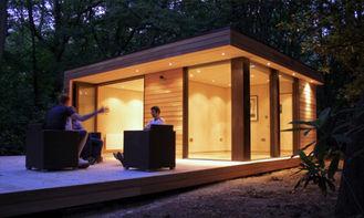 China Australian Standard Prefab Garden Studio  supplier