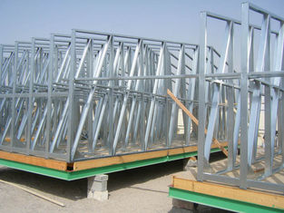 China SAA Light Steel Frame Houses,Structural Steel Fabrication Workshop supplier