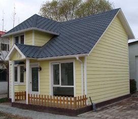 China Steel Prefab House Kits supplier