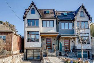 China Prefabricated Villa , Luxury Two Storey Light Gauge Steel  Prefab Homes supplier