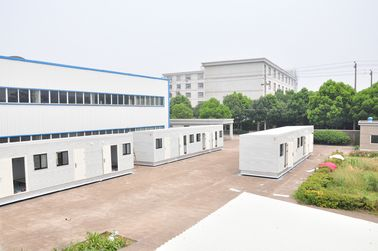 China 100% Finished Prefab Modular Homes For Office , For Bedroom distributor